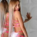 Amore - Hübsche Privatmodelle in Frankfurt zieht Anal Sex bei Singlesuche vor