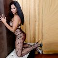 Beatriz - Anal-Sex mit Escort Huren in Strapsen im Berliner Hotel