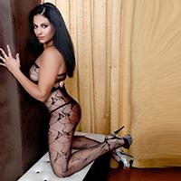 Beatriz – Anal-Sex mit Escort Huren in Strapsen im Berliner Hotel