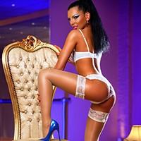 High Class Ladie Cleopatra über Modelagentur buchen