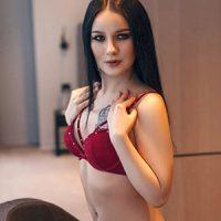 Glorija – Zierliche Model Oranienburg 22 Jahre Frau Sucht Mann Eierlecken