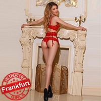 Janina – Frankfurt Escort Agency For Direct Meetings With Kinky Elite Hookers
