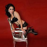 Luci – Anal Sexdate mit Top Escort Modellen aus Ungarn