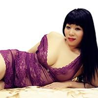 Asiatisches Model lsst sich Filmen beim Vgeln HD