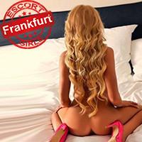 Olessja – Devote Escort Ladie in Frankfurt am Main für AV Sex bestellen