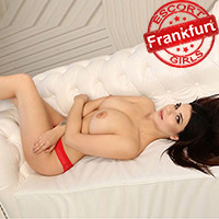 Salome – Super Escort Model In Frankfurt For AFT Sex Order