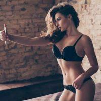 Scarlett – Hostessen Frankfurt Aus Spanien Hotelbesuche Enthüllt Deine Träume Mit Korsett