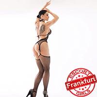 Vanessa Escort Traumfrau aus Frankfurt FFM mit dicken hintern schön bumsen