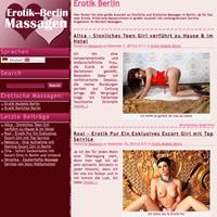 Erotische Sex Massagen in Berlin von Body Masseurinnen