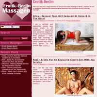 Erotic Sex Massage In Berlin By Body Masseuses
