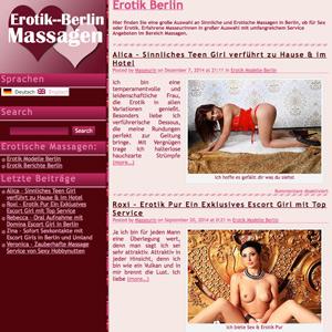 Erotische Sex Massagen