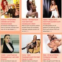 Escort Girls und Erfahrene Nutten bestellen für Haus & Hotel in Berlin