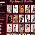 Callgirls und Escort Girls bieten Sex Escort Service in Berlin